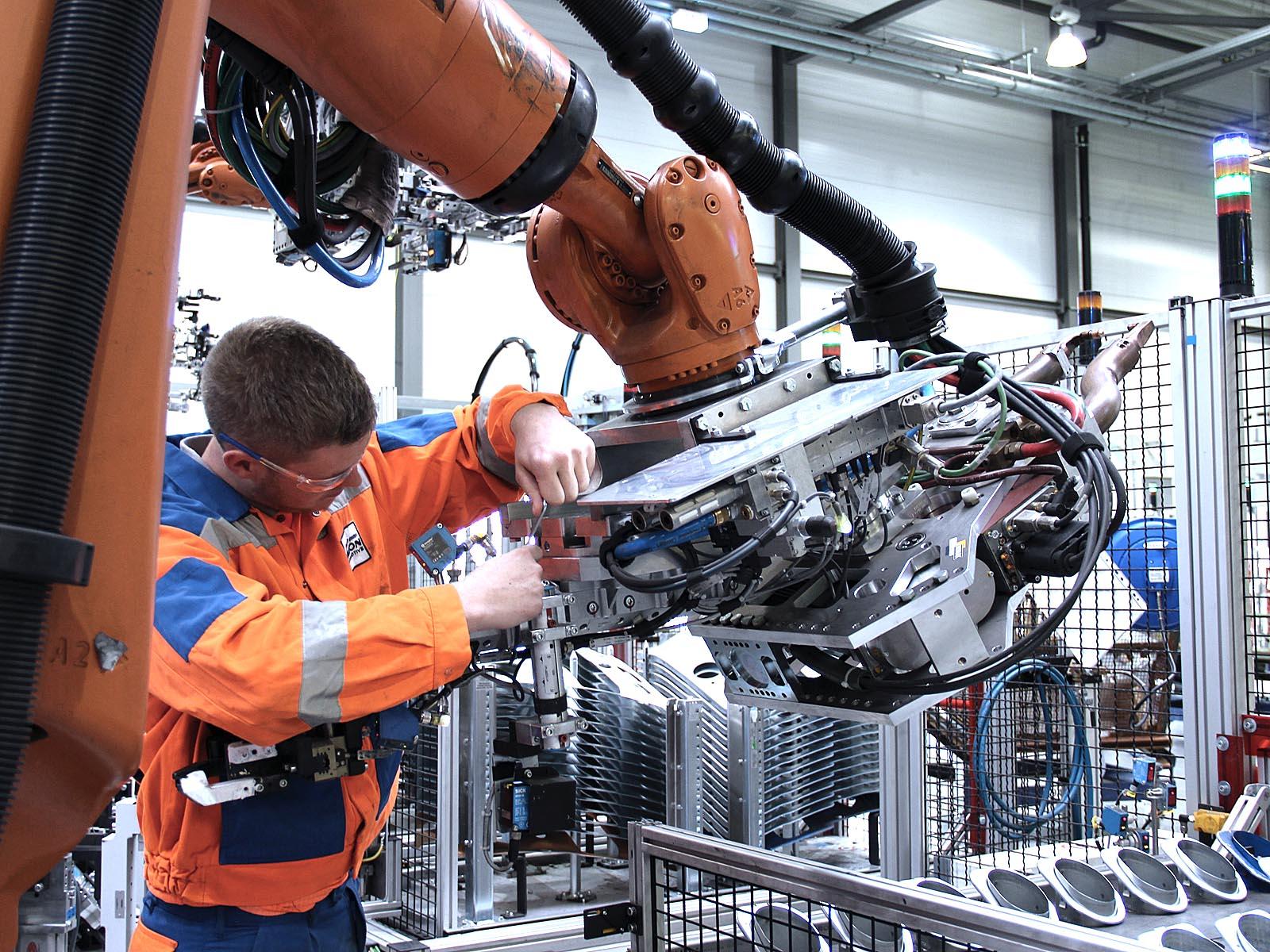 Industriemechanicker